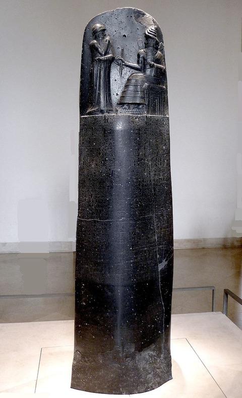 800px-P1050763_Louvre_code_Hammurabi_face_rwk