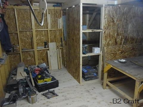 倉庫壁OSDボード