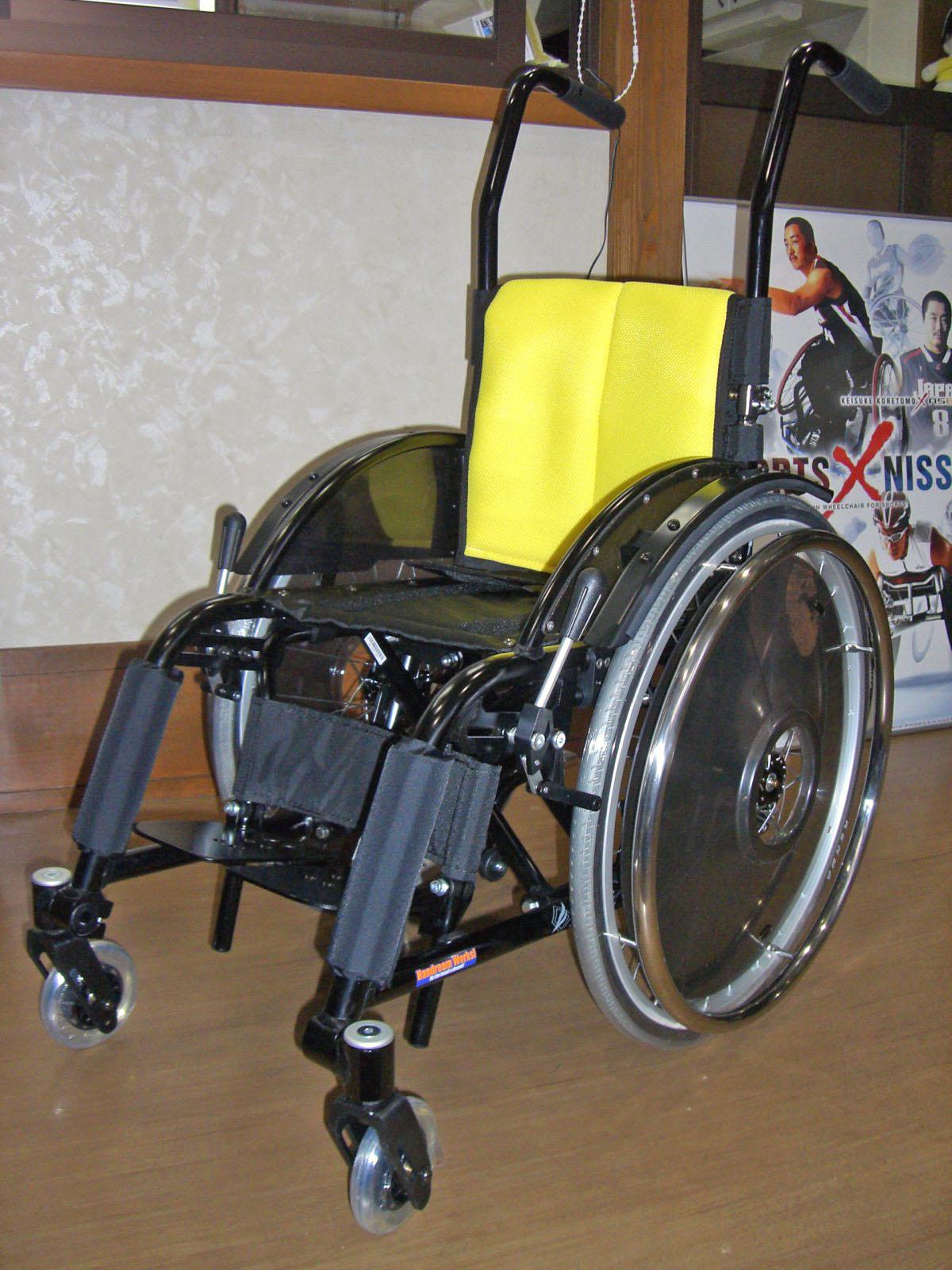 FORCE製NOVA Jr入荷! FORCE製NOVA Jrが入荷しま... 「新鮮出来立て車椅