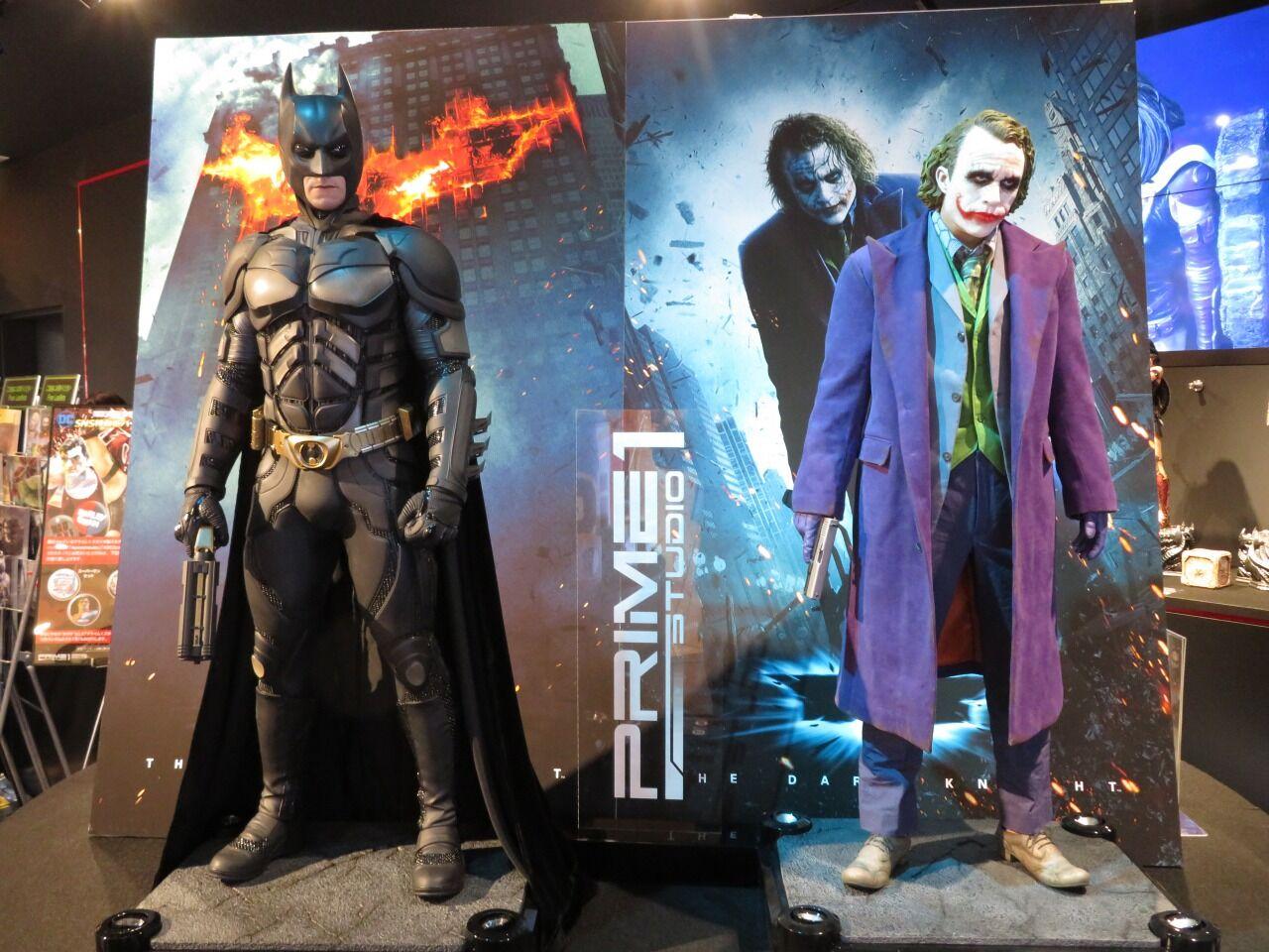 兄弟 ジョーカー バットマン