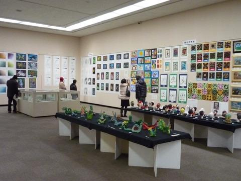 中学校美術展