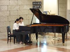 第1部 ピアノ連弾