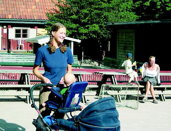 ハンギョレ・サランバン : <b>スウェーデン</b>の<b>福祉</b>