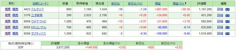 2019-09-08 保有株