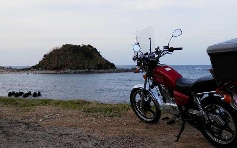 いつもの志賀島