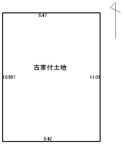 八尾市清水町1丁目(土地)