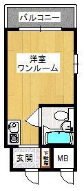 東大阪市永和1丁目中古マンション大洋ハイツ永和