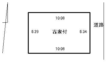 東大阪市高井田西土地 改 片山邸