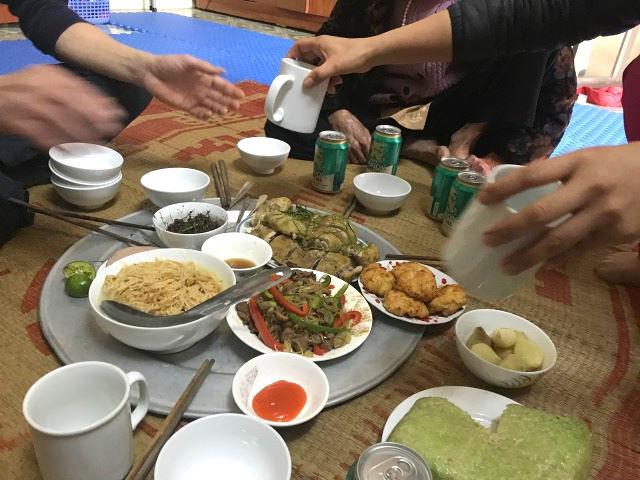 料理 ベトナム 正月