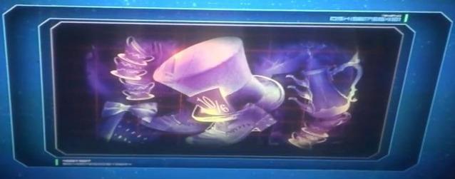 48 マッドハッターの帽子とお茶会セット