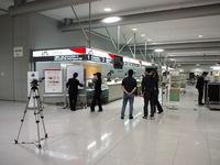 関西空港JALカウンター