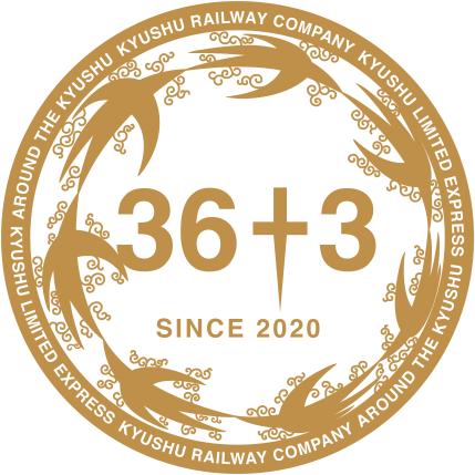 jrkyushu_36plus3_logo