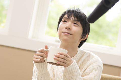 【メイキング画像】ホットガーナ_羽生選手-5-e1542200114276