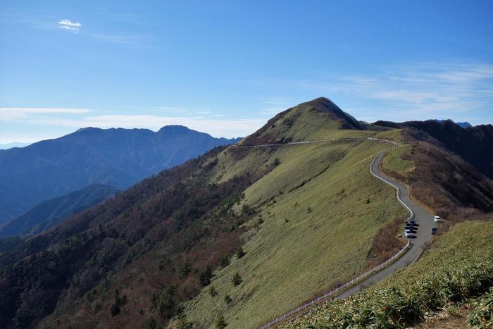 2017年11月12日 西日本、最『高』の道 UFOライン