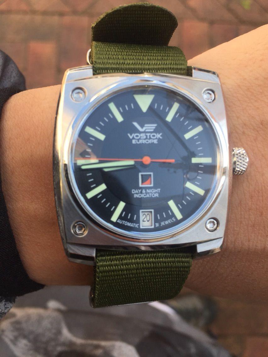 cheap for discount 46df8 012ab ボストーク : haochiのこそっと腕時計ブログ