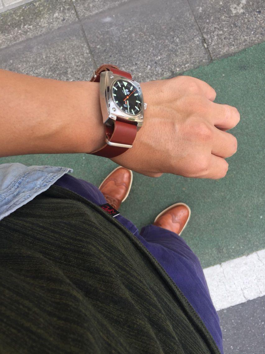 ボストーク ヨーロッパ : haochiのこそっと腕時計ブログ