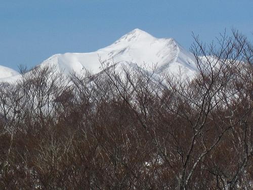 長井葉山からみた大朝日岳(IMG_7148)