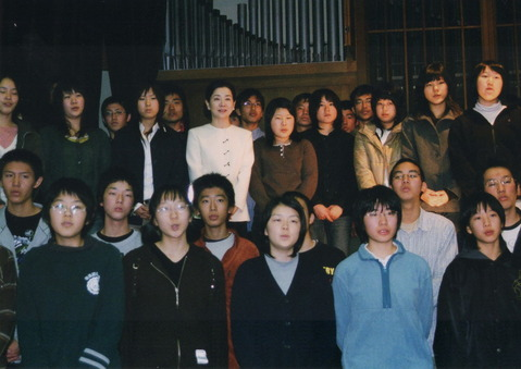 朗読会2005(2)
