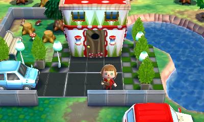あつもり きのこ家具