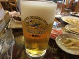 生ビール!!