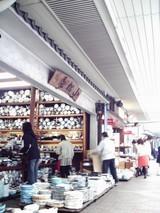 陶器がたくさん
