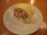 ♪ロールケーキ♪