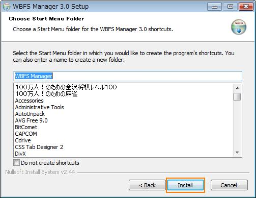 how to add wbfs file to wbfs manager