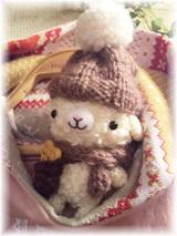 *X'mas 特別羊毛zakka教室*