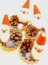 サンタがいっぱい☆手作り雑貨教室