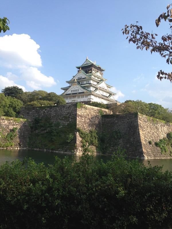 大阪城20130922