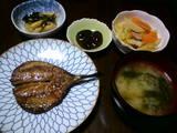 5月3日の夕飯