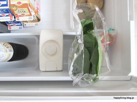 白 収納 冷蔵庫の中 漬物容器 コンパクト 野菜室