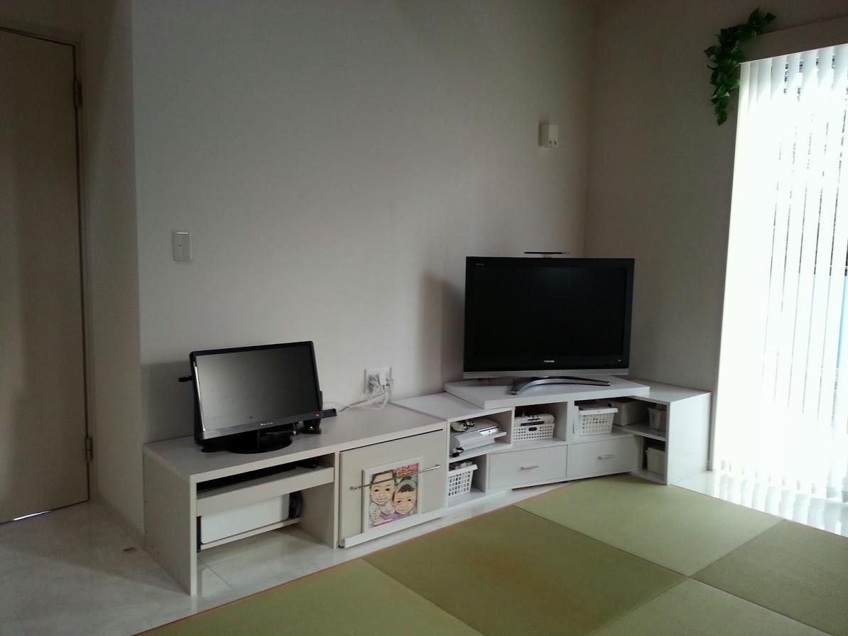 テレビ パソコン 黒