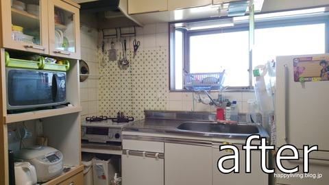 整理収納サービス モニター様 茨城 キッチン (27)
