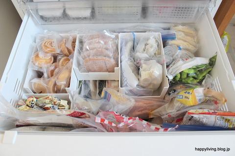 冷凍庫 収納 カインズ スキット Skitto ケース 仕切り (13)