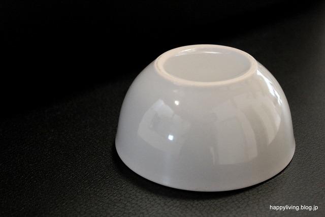 ダイソー モノトーン 皿 茶椀 100均 (4)