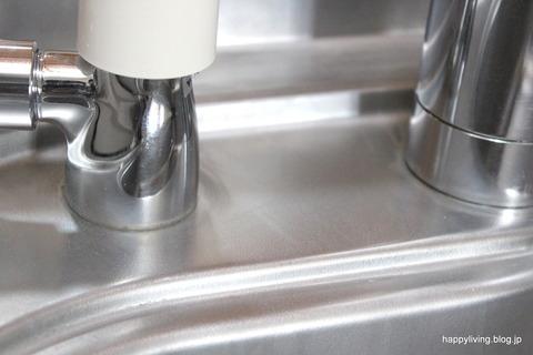 シンク 水垢 洗剤 実験 (15)