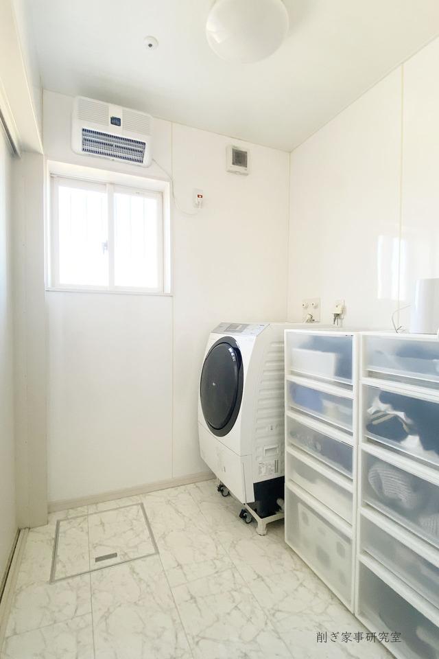 洗濯機下掃除2