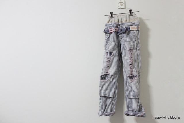 ラク家事 洋服収納 明日の服 パジャマ 脱衣所 (3)