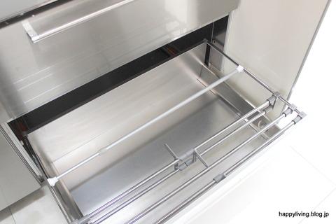 キッチン収納 つっぱり棒 円柱 仕切り ダイソー (8)