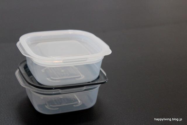 セリア とにかく洗いやすい保存容器 ラク家事 100均 (2)