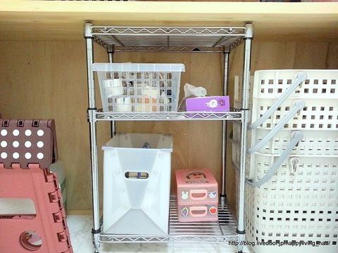 20131215 化粧 洗面台 洗面所収納