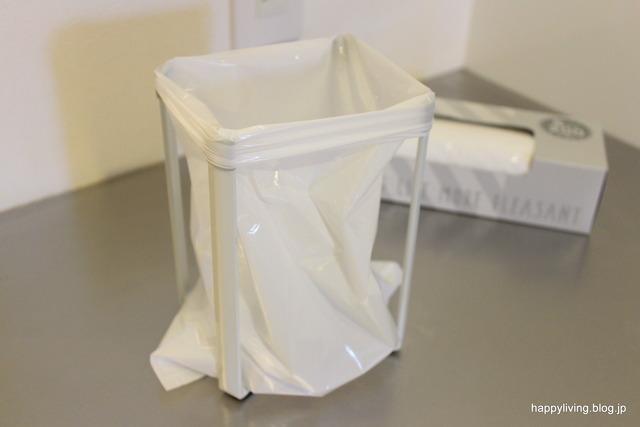 臭い漏れない ポリ袋 BOS 臭わない 生ゴミ オムツ (2)