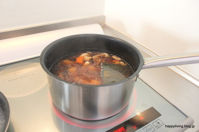 簡単 お雑煮 冷凍 具 三つ葉 (4)