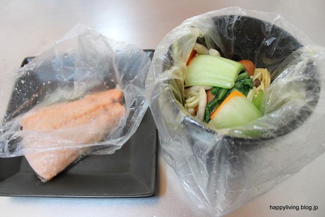 ポリクック ポリ袋 料理 災害 ポリCOOK ビニール(15)