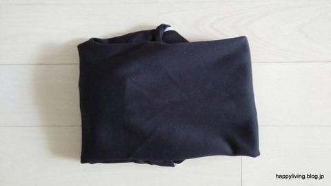 ポロシャツ コンパクトに畳む (7)