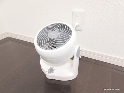 アイリスオーヤマ 扇風機