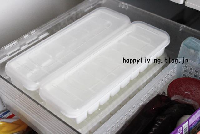 製氷機 掃除 面倒 カビ 製氷皿 冷凍庫 菌 (1)
