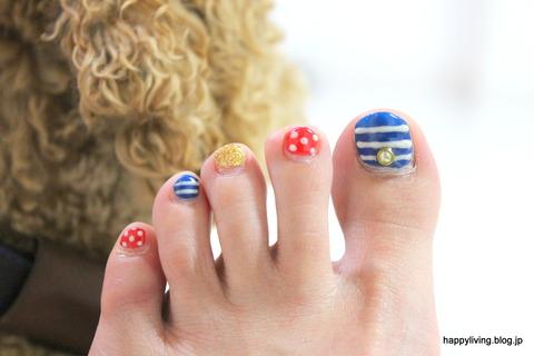 足の小指 痛い