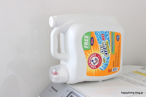 アーム&ハンマーオキシクリーン 洗濯洗剤 コストコ (3)